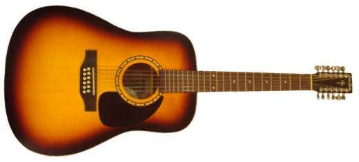 Songsmith Acoustic 12-String Guitar