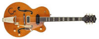 Gretsch Guitars - G6120 Eddie Cochran Signature Hollow Body Electric Guitar - Western Maple Stain