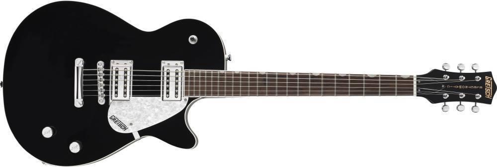 gretsch guitars g5425 electromatic jet club electric guitar black long mcquade musical. Black Bedroom Furniture Sets. Home Design Ideas