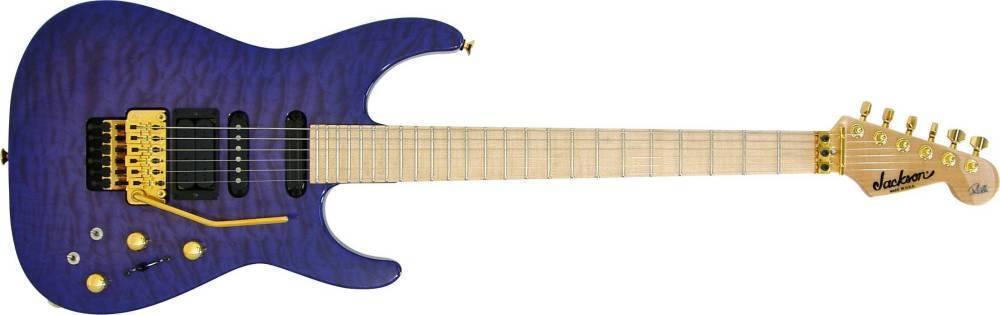 jackson guitars usa pc1 phil collen signature electric guitar purple daze long mcquade. Black Bedroom Furniture Sets. Home Design Ideas