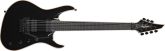Jackson Guitars - Chris Broderick Soloist 7 Electric Guitar - Transparent Black