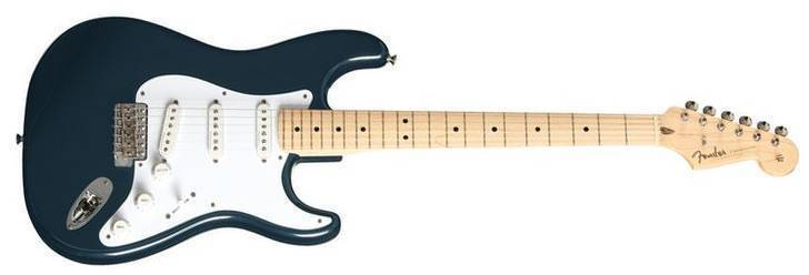 Mint 2016 Fender Custom Masterbuilt Eric Clapton