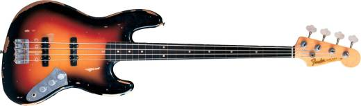 Custom Shop Jaco Pastorius Tribute Jazz Bass