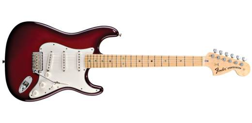 Custom Shop Robin Trower Signature Stratocaster - Maple Fingerboard, Midnight Wine Burst