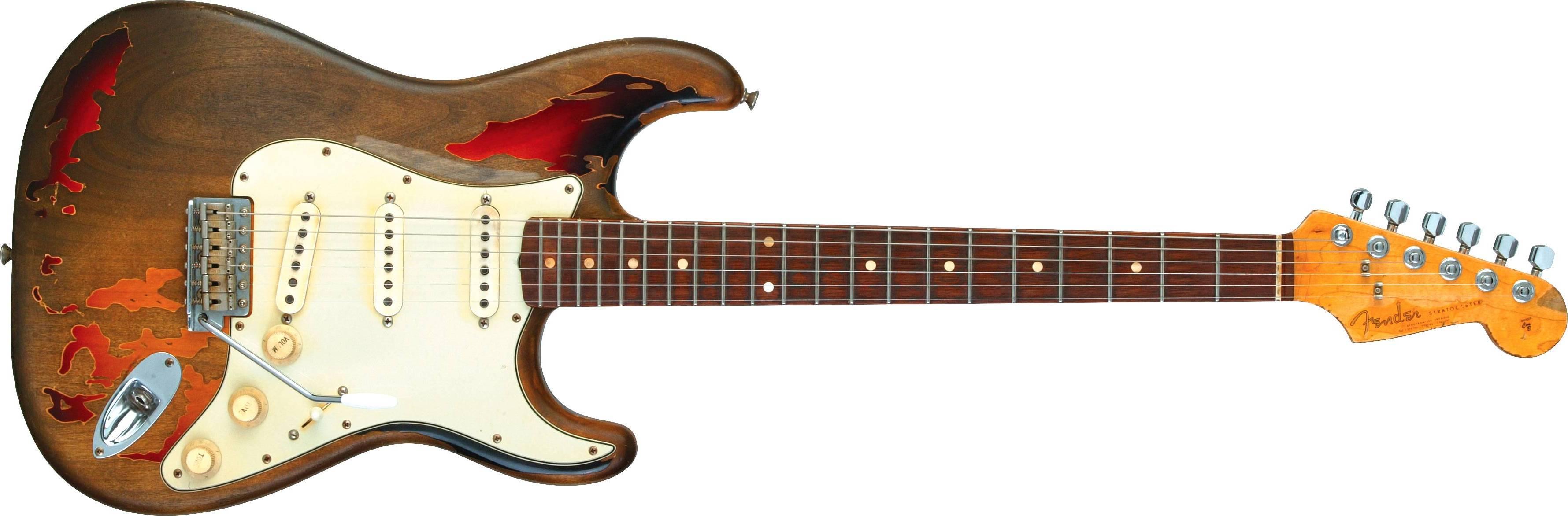 Fender Fender Custom Shop Rory Gallagher Signature Stratocaster ...