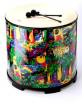 Remo - Kids Gathering Drum 21 x 22 Inch - Rain Forest