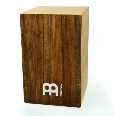 Make Your Own Cajon - Ovangkol Frontplate