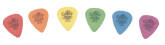 Dunlop - Tortex STD .60 Gauge Picks - 72 Bag