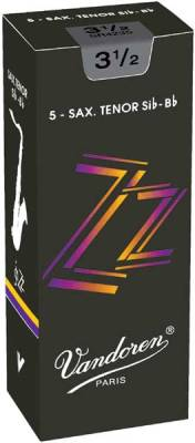 ZZ Tenor Sax Reeds 4 Strength - Box of 5