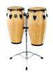 Meinl - Marathon Classic Conga Set with Stand - Natural - 11 & 11 3/4 inch