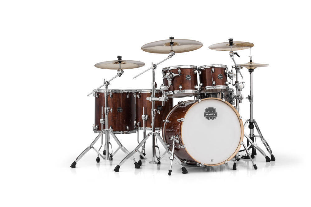 Mapex Armory Series 6 Piece Drum Kit