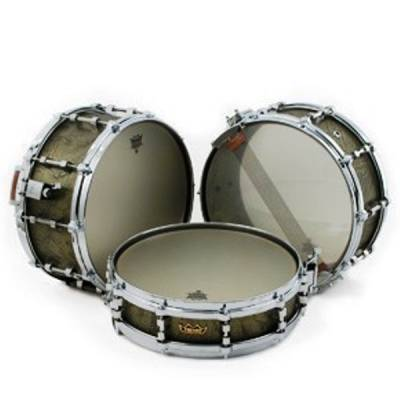 remo gold crown snare drum 6 5 x 14 inch long mcquade musical instruments. Black Bedroom Furniture Sets. Home Design Ideas