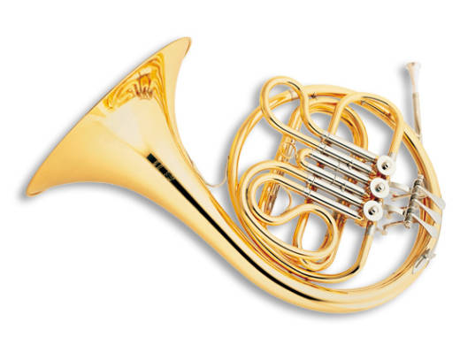752 - Single French Horn