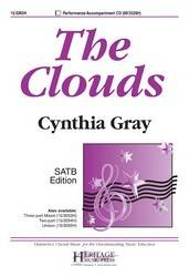 The Clouds - Gray - SATB