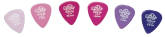 Dunlop - Delrin .46 Gauge Picks (72)