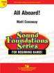 C.L. Barnhouse - All Aboard! - Conaway - Concert Band - Gr. 0.5