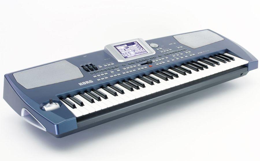 Korg PA500 Professional Arranger Keyboard - Long & McQuade