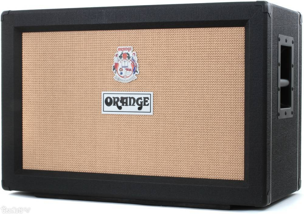 Orange Amplifiers - 1 x 12 Speaker Cabinet - Black Tolex