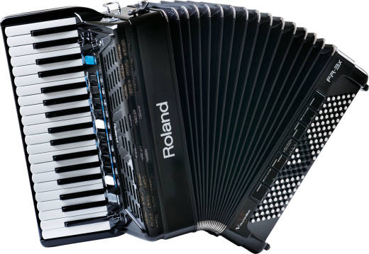 V-Accordion FR-3X - Black