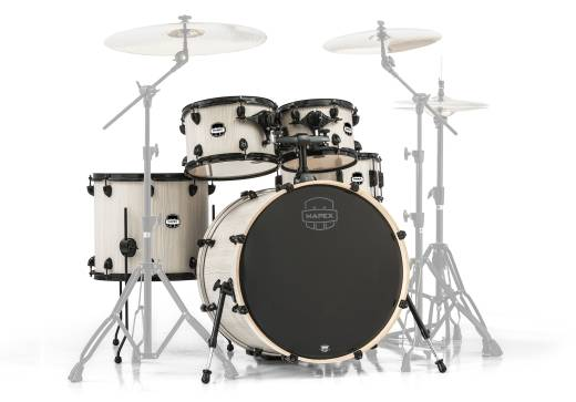 Mars Series 5 Piece Shell Kit - Bonewood