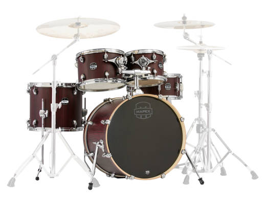 Mars Series 5 Piece Shell Kit - Bloodwood