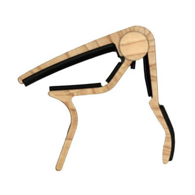 Trigger Capo Guitar Flat Maple