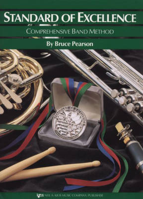 Standard of Excellence Book 3 - Timpani