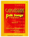 Themes & Variations - Canadian Folk Songs for Young Voices Volume 3 - SA - Cassils - Book/CD