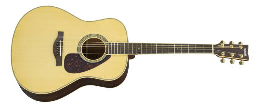 A.R.E. Dreadnought Acoustic/Electric Guitar - Natural