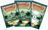 Hal Leonard - Pirates 2: The Hidden Treasure (Musical) - Jacobson/Emerson - Performance Kit