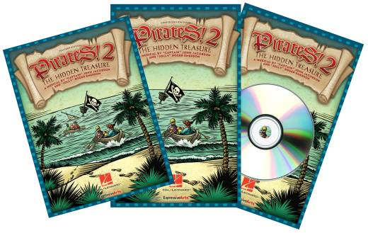 Pirates 2: The Hidden Treasure (Musical) - Jacobson/Emerson - Performance Kit