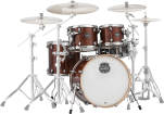 Mapex - Armory 5-Piece 22,10,12,16,14-inch Shell Pack - Transparent Walnut