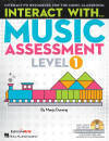 Hal Leonard - Interact with Music Assessment (Level I) - Durairaj -  CD-ROM