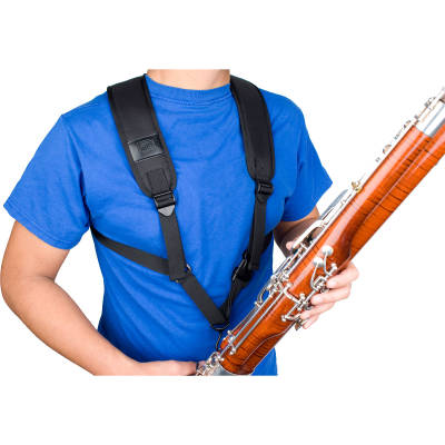 Deluxe Padded Bassoon Harness