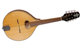 Trinity College - Celtic Mandolin - Solid Spruce Maple