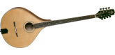 Trinity College - Solid Spruce/Maple Bouzouki - Natural