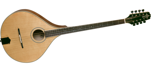 Solid Spruce/Maple Bouzouki - Natural
