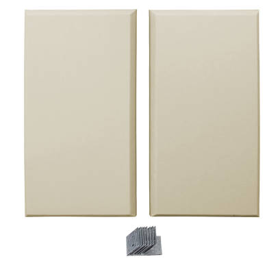 London Bass Trap 24'' X 48'' X 2'' Beige (2)