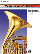 Yamaha Band Student Book 1 - Horn in F