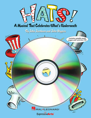 Hats! (Musical) - Jacobson/Higgins - Preview CD