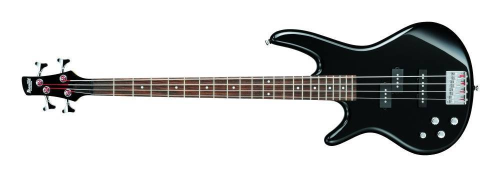 Ibanez Gio 4 String Electric Bass Guitar - Black (Left Hand ...