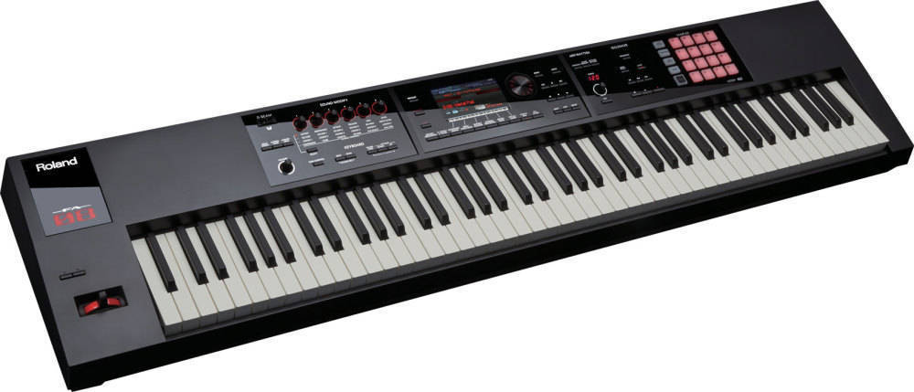 Roland - 88-Key Music Workstation Keyboard