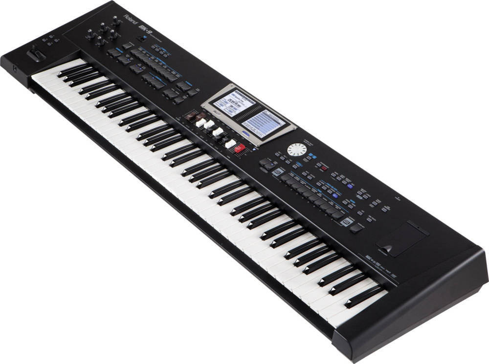 roland 76 key backing keyboard arranger long mcquade musical instruments. Black Bedroom Furniture Sets. Home Design Ideas