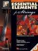Hal Leonard - Essential Elements for Strings Book 1 - Teacher Manual - Book/CD-ROM/Media Online (EEi)