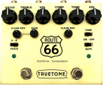 Truetone - Route 66 Compression/Overdrive Pedal (Version 3)
