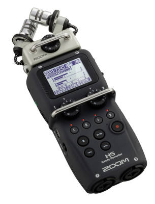 4 Track Handheld Recorder/USB Interface
