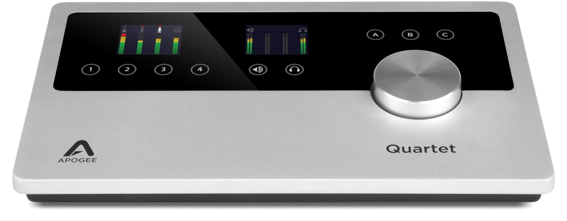 Quartet 12 In x 8 Out USB Audio Interface for Mac and PC
