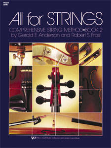All for Strings Book 2 - Violin