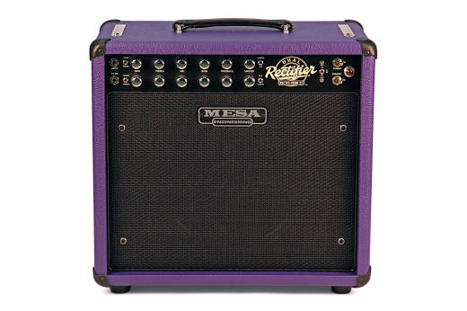 Rectoverb 25 1x12 - Purple with Black Grille