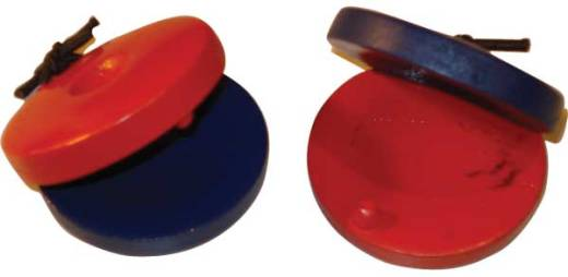 Percussion Wood Castanets
